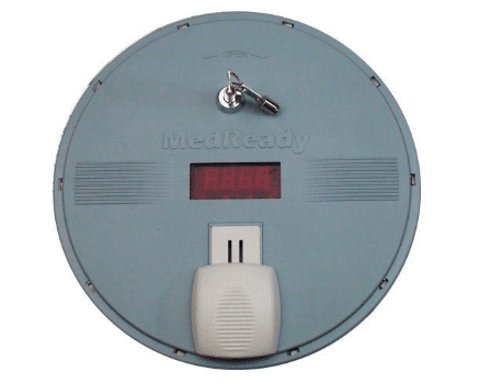 MedReady 1700 Medication Dispenser with Flashing Light