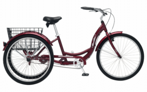 best 3-wheel bikes for seniors