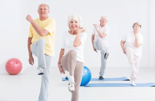 5 Tips to Help Seniors Keep Fit 7