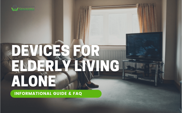 Must-Have Devices For Elderly Living Alone